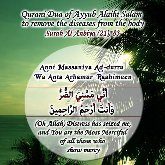 ayub Archives - Islamic Azkars